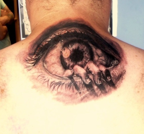 eye tattoos photo - 4