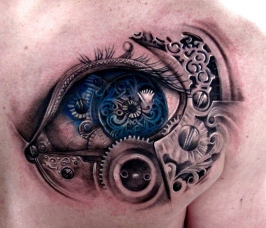eye tattoos photo - 7