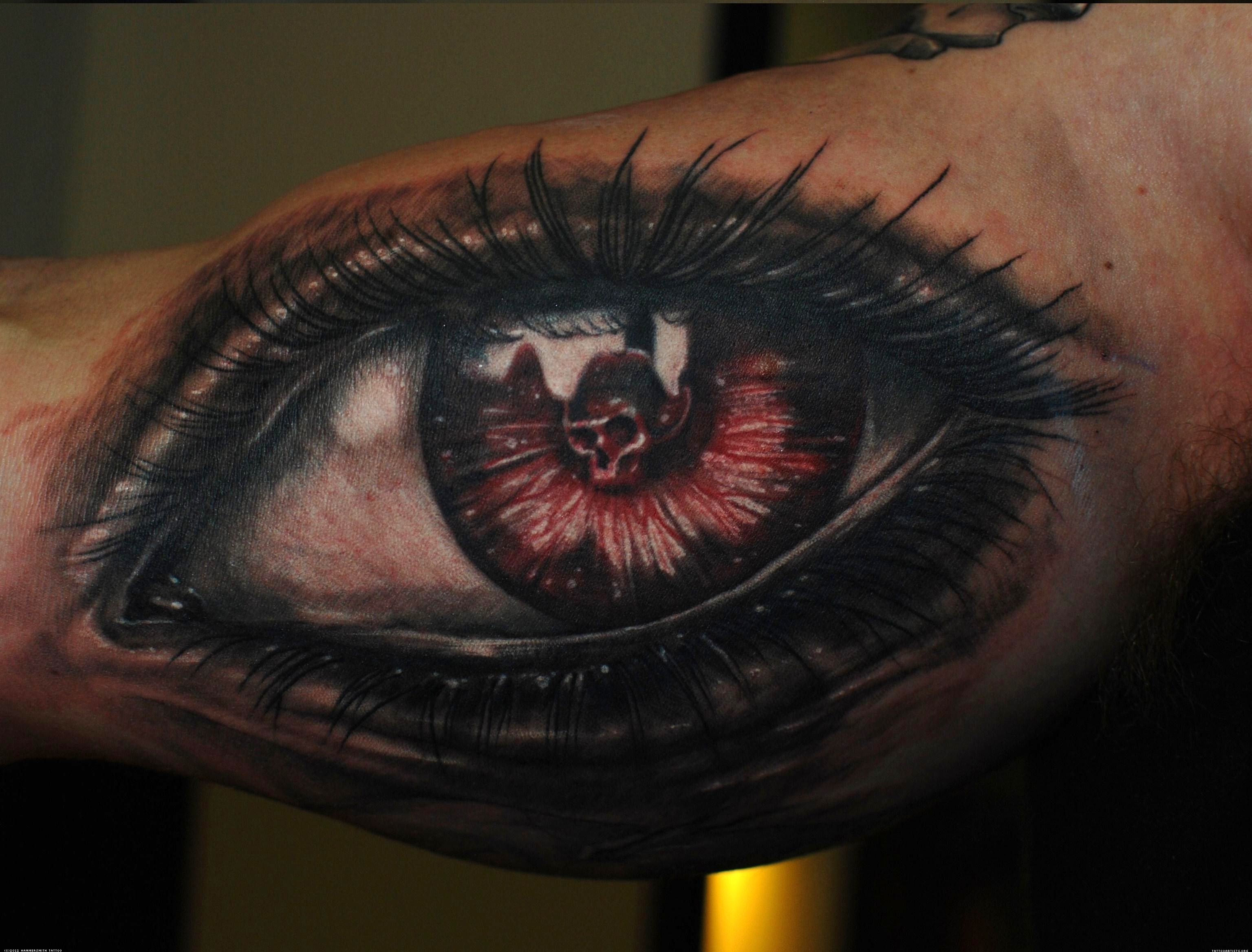 eye tattoos photo - 8
