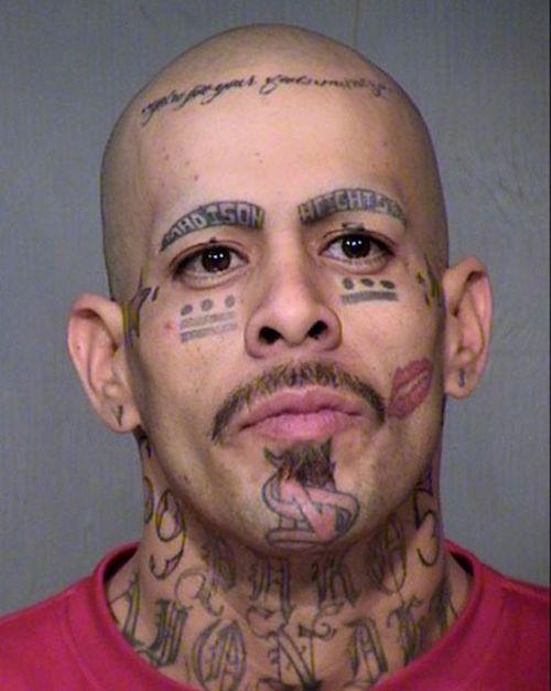 face tattoos photo - 17