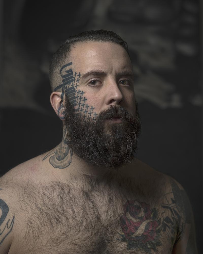 face tattoos photo - 20