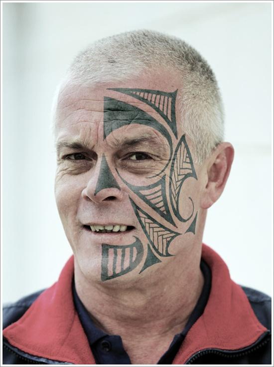 face tattoos photo - 24