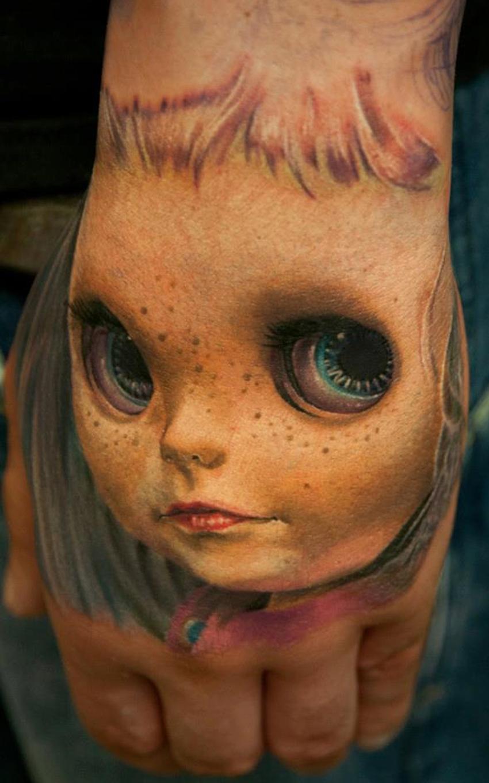 face tattoos photo - 29