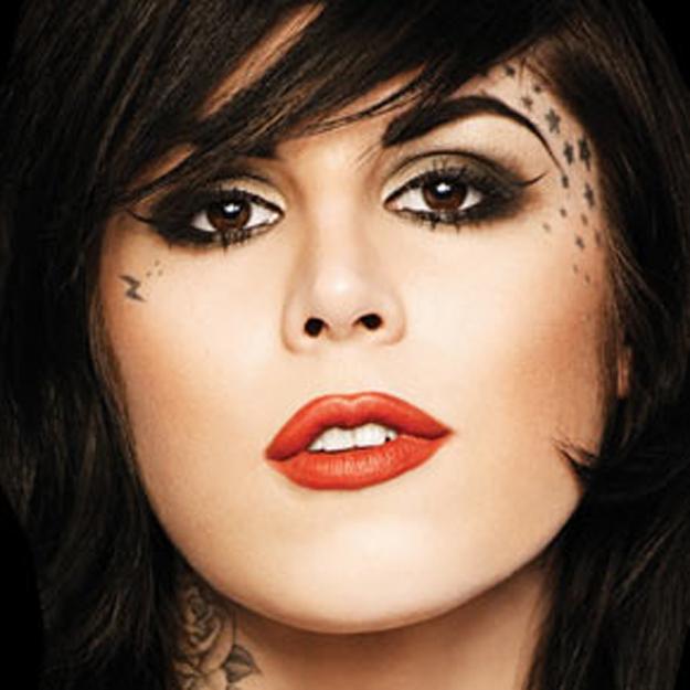 face tattoos photo - 33