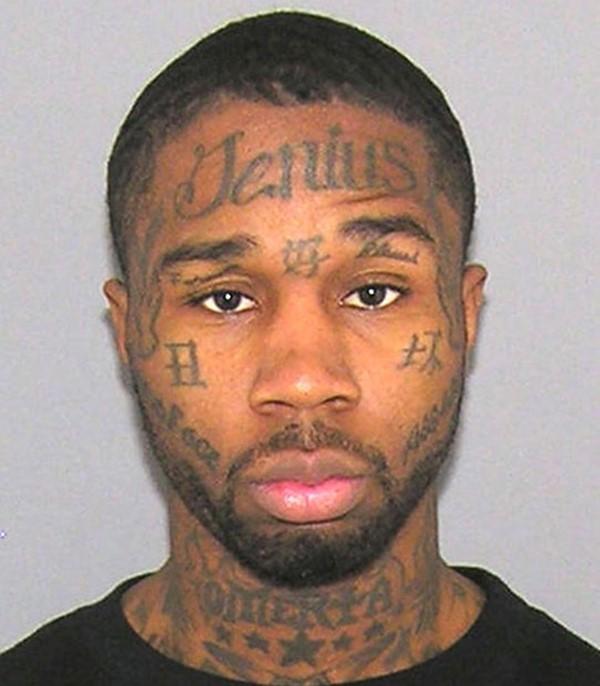 face tattoos photo - 36