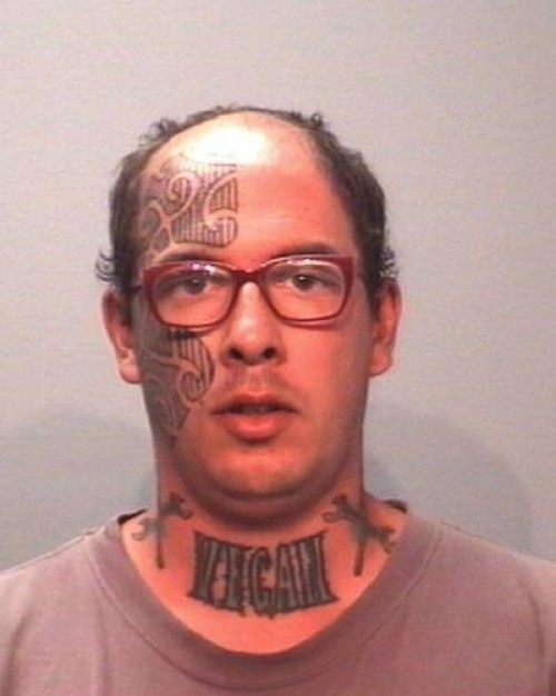 face tattoos photo - 4