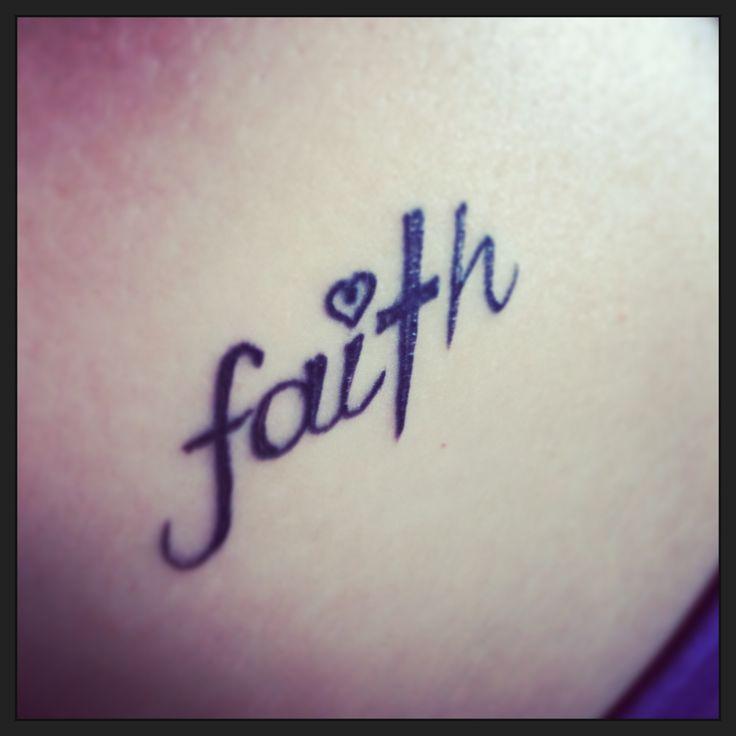faith tattoos photo - 10