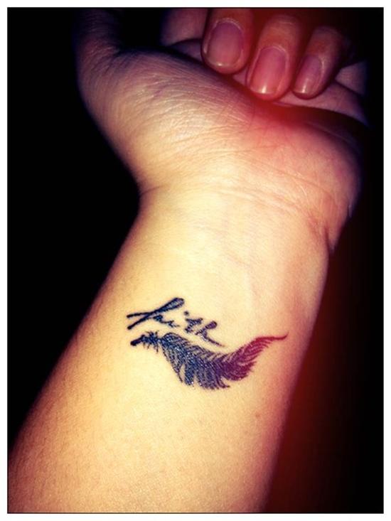 faith tattoos photo - 16