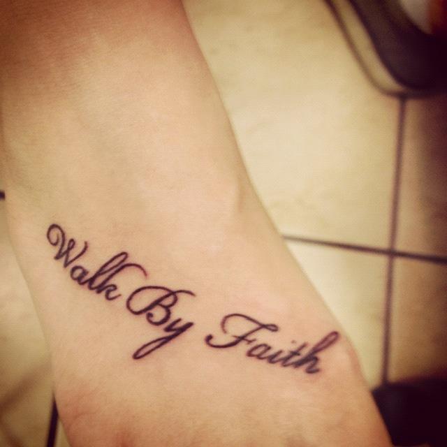 faith tattoos photo - 17