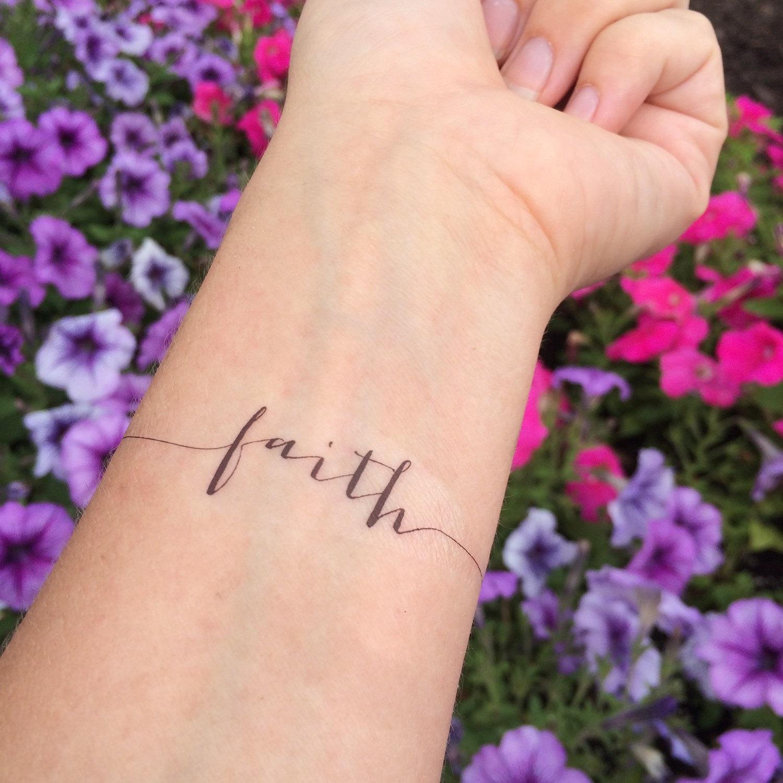 faith tattoos photo - 19