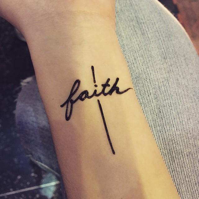 faith tattoos photo - 22