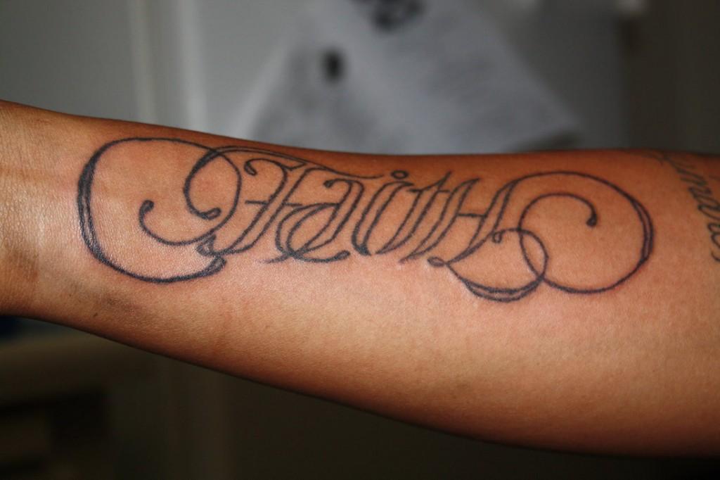 faith tattoos photo - 29
