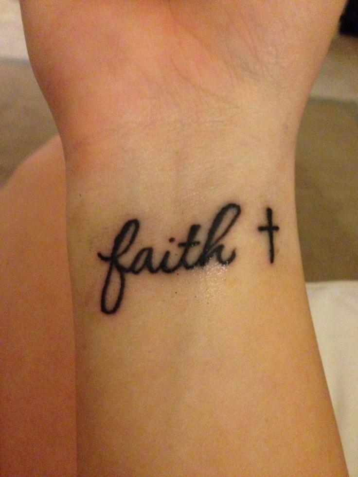 faith tattoos photo - 7
