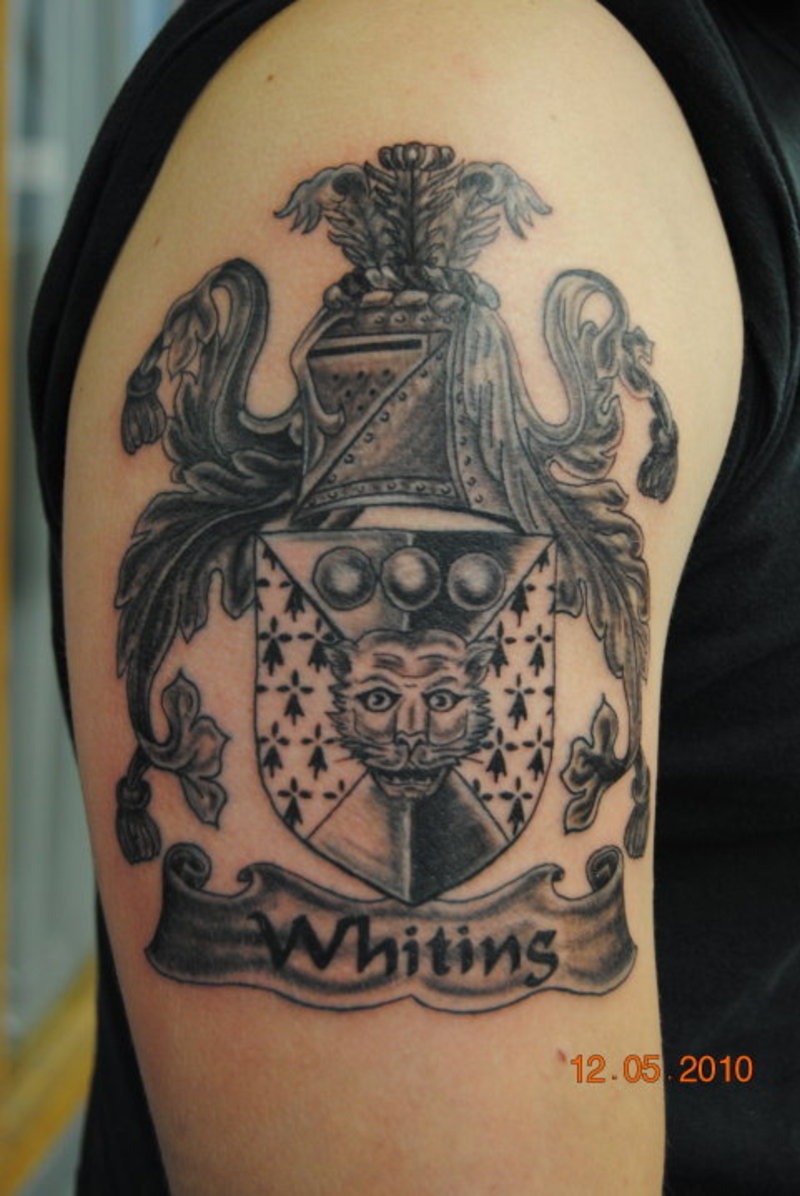 family crest tattoos photo - 19