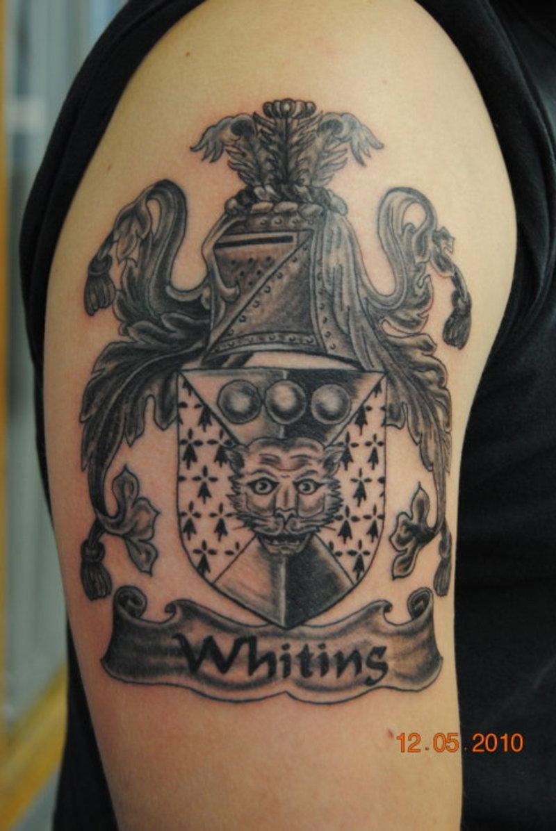 family crest tattoos photo - 19