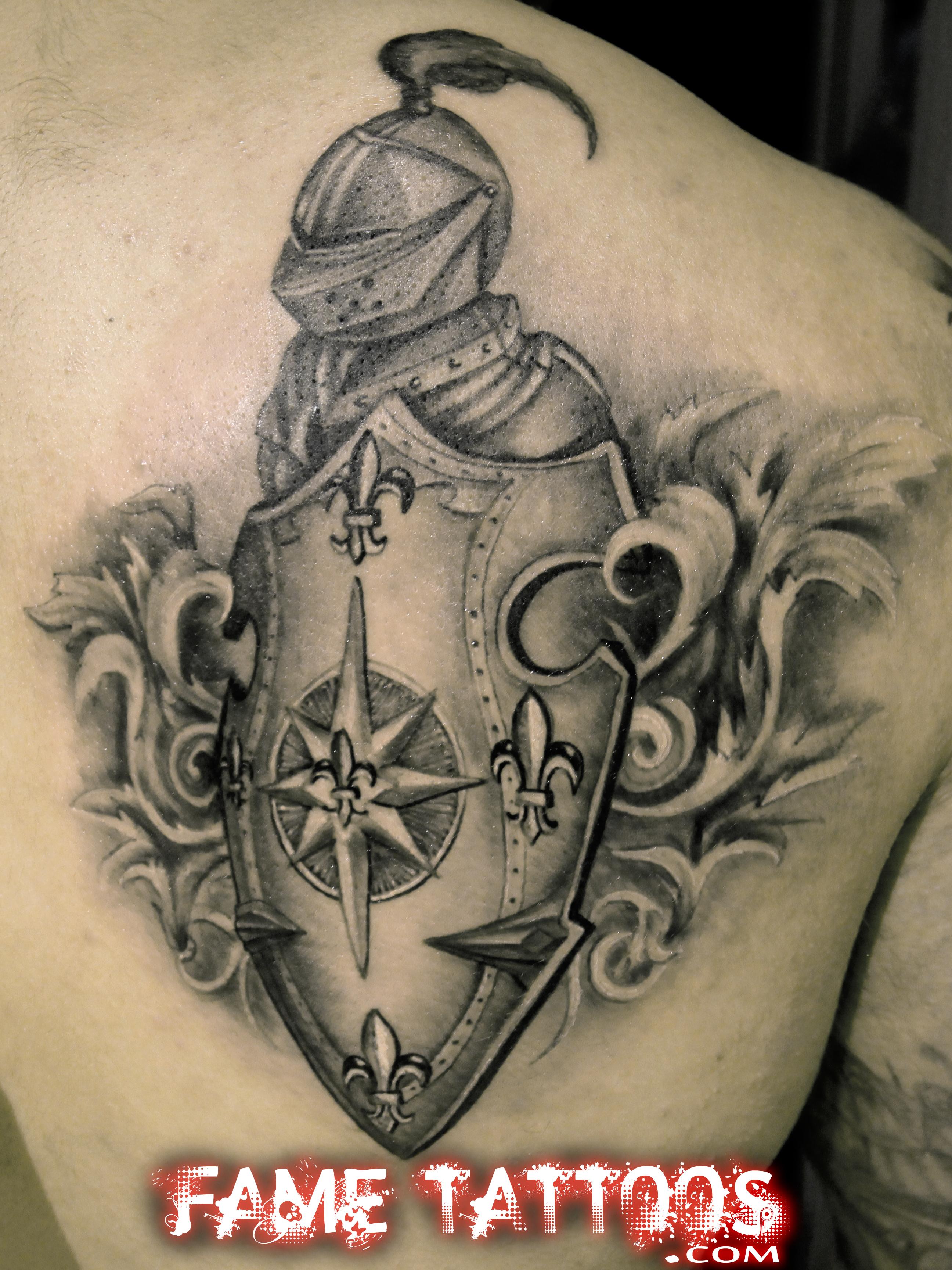 family crest tattoos photo - 24