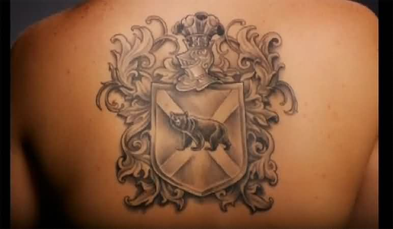 family crest tattoos photo - 31