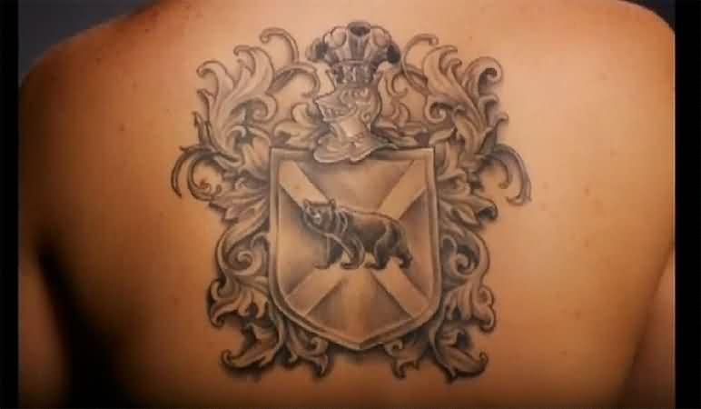 family crest tattoos photo - 31