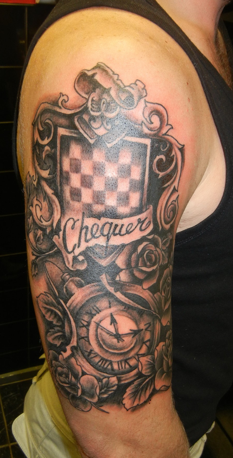 family crest tattoos photo - 32