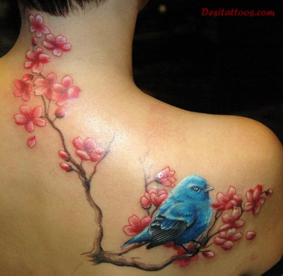 feminine tattoos photo - 27