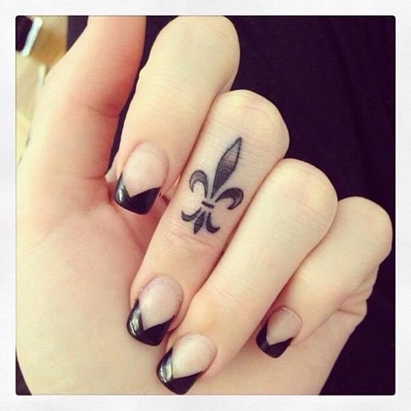 finger tattoos photo - 10