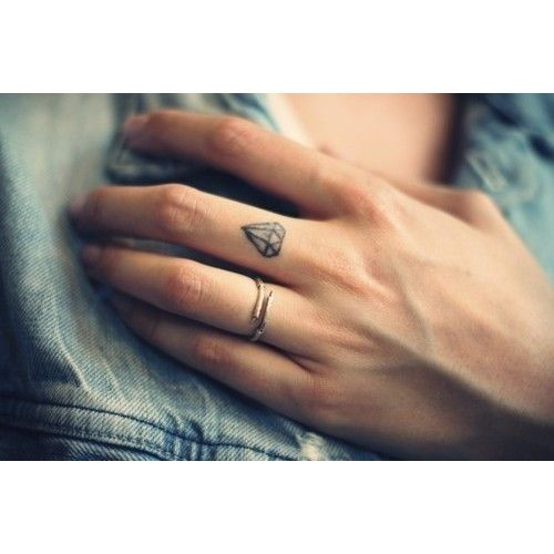 finger tattoos photo - 21