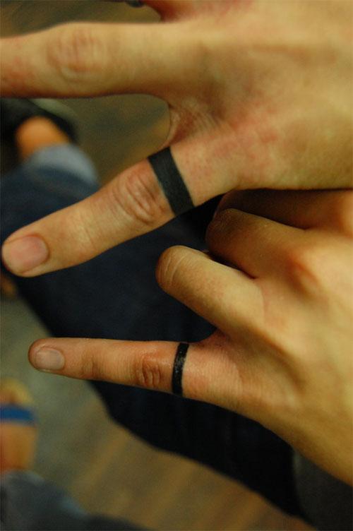 finger tattoos photo - 23