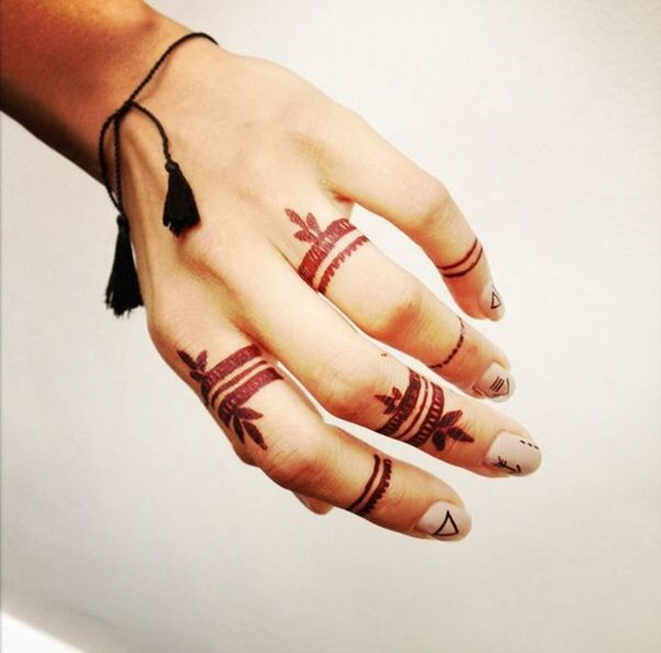finger tattoos photo - 39
