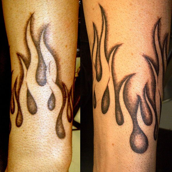 d1483f946 Fire & flame tattoos - Tattoo ideas and Design