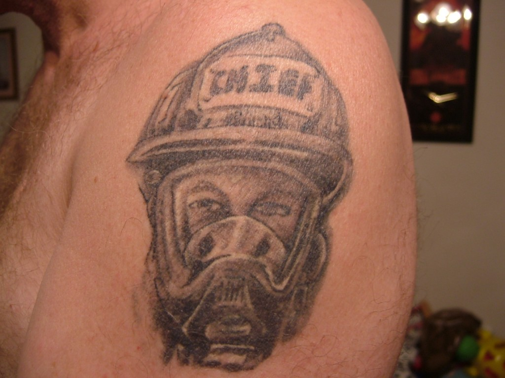 firefighter tattoos photo - 14