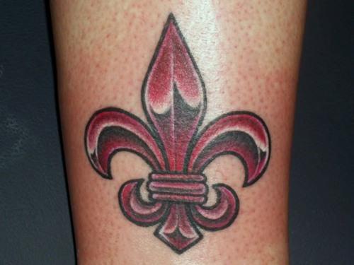 fleur de lis tattoos photo - 16