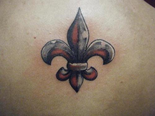 fleur de lis tattoos photo - 23