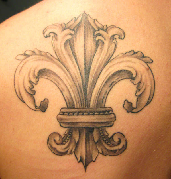 fleur de lis tattoos photo - 6