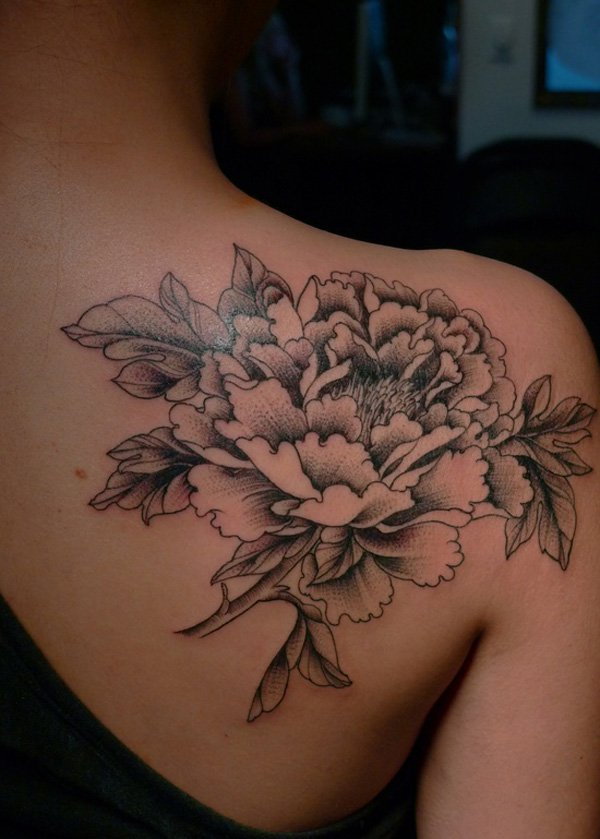 floral tattoos photo - 4