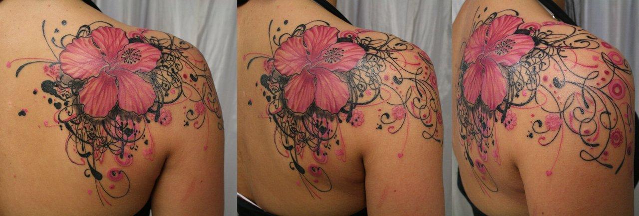 flower tattoos photo - 18