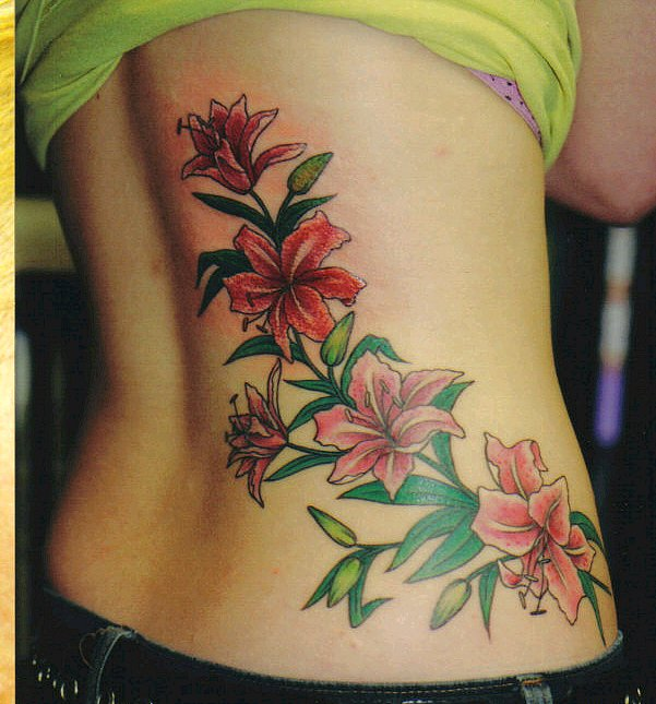 flower tattoos photo - 2