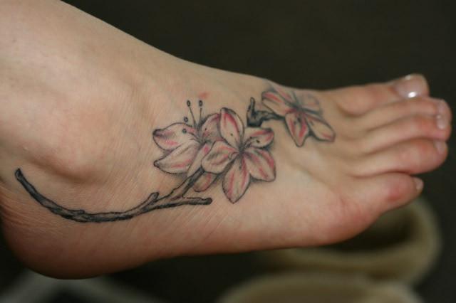 foot tattoos photo - 15