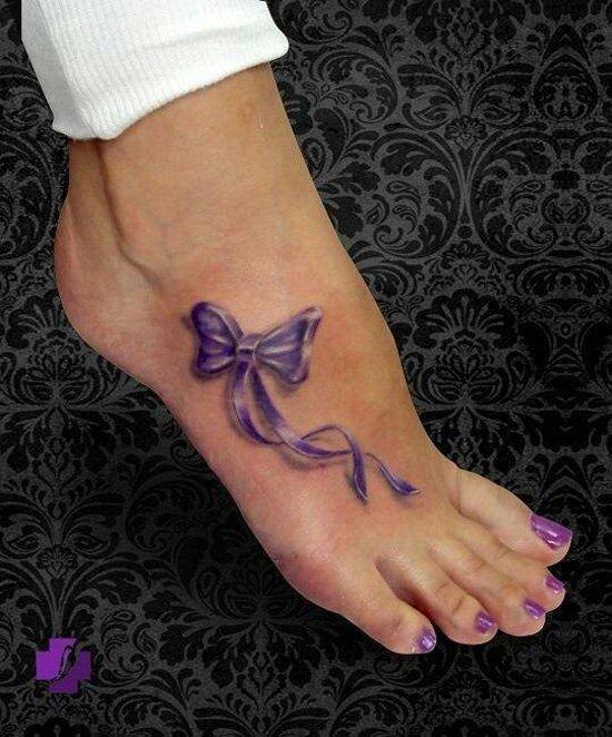 foot tattoos photo - 8