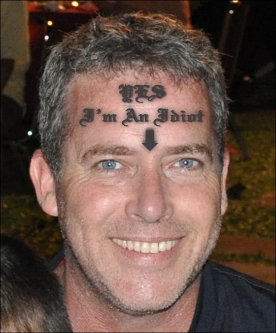 forehead tattoos photo - 1