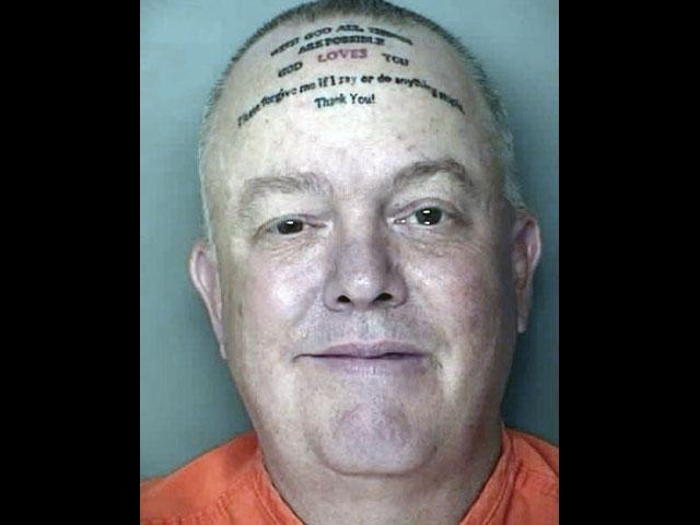 forehead tattoos photo - 12