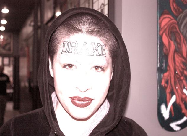forehead tattoos photo - 19