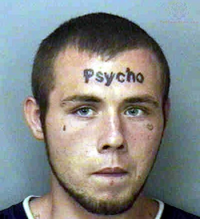 forehead tattoos photo - 5