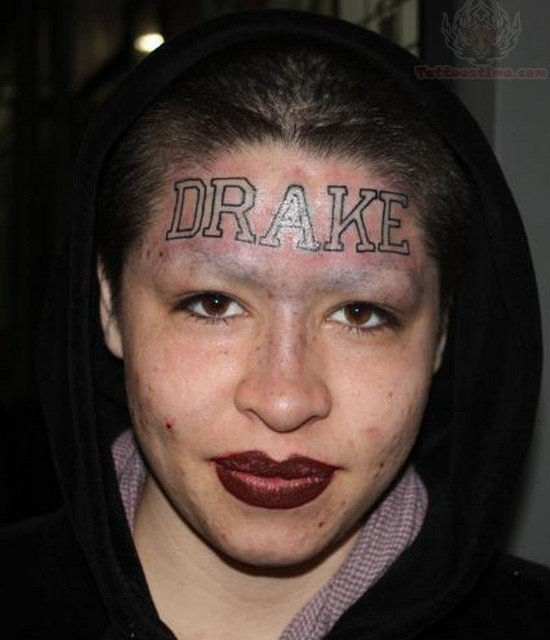 forehead tattoos photo - 7