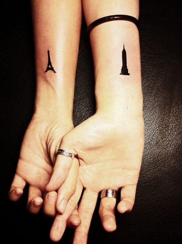 friendship tattoos photo - 16