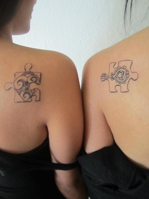 friendship tattoos photo - 20