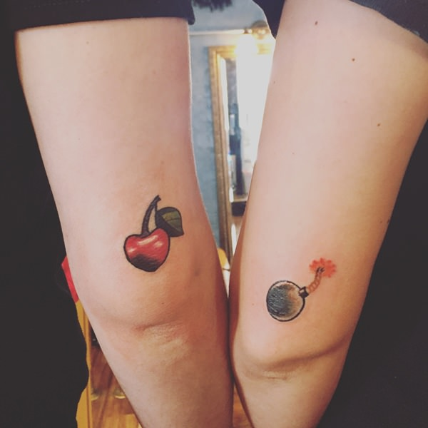 friendship tattoos photo - 21