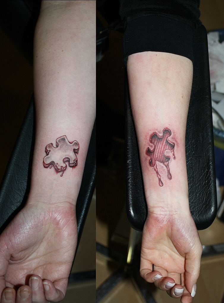 friendship tattoos photo - 23