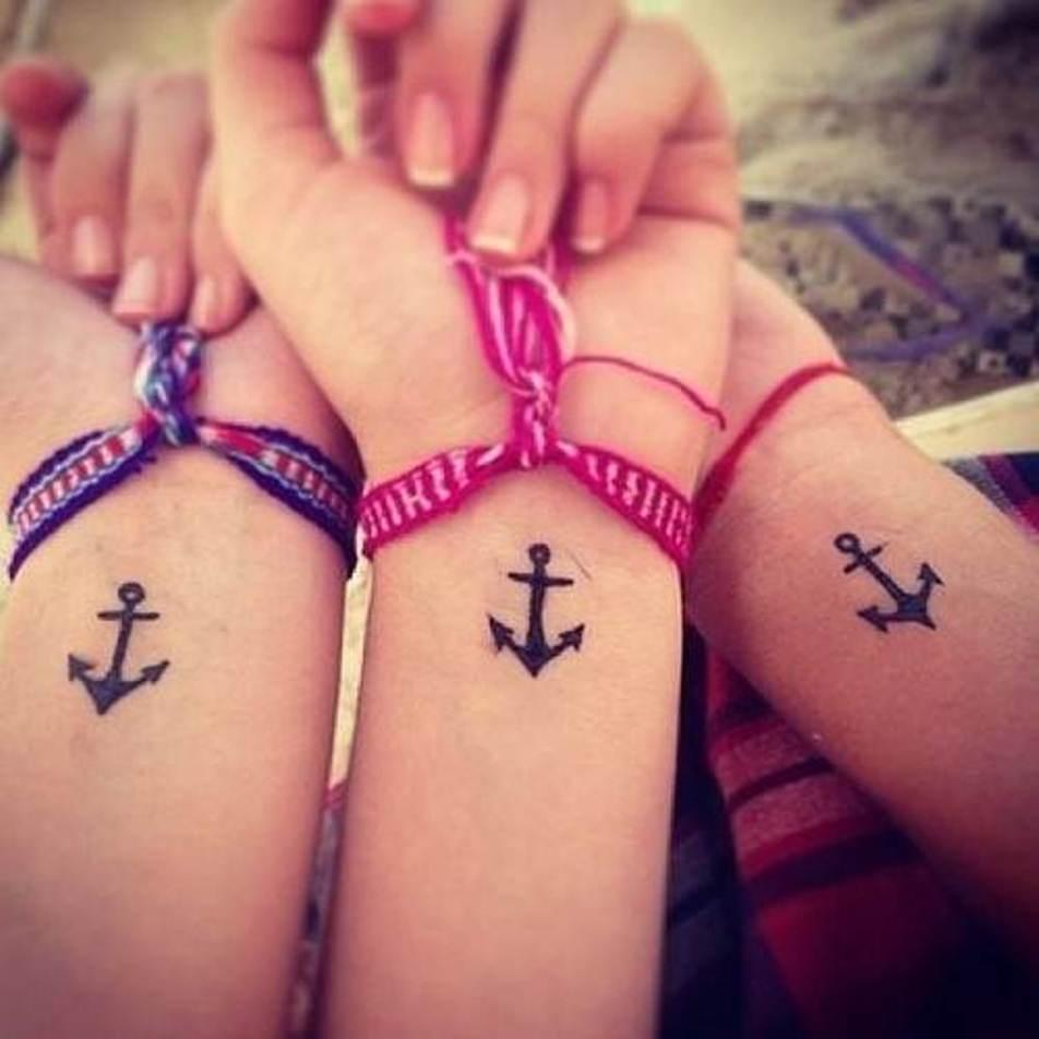 friendship tattoos photo - 28