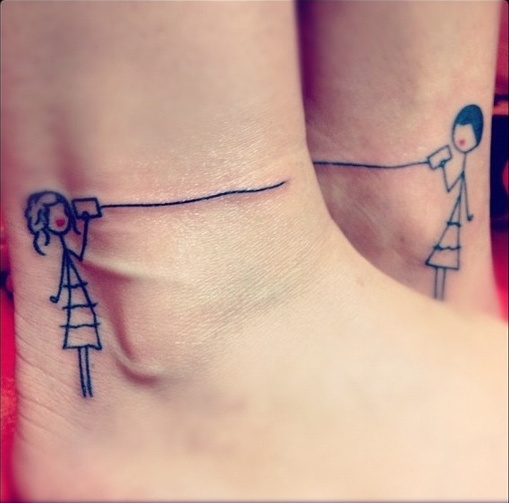 friendship tattoos photo - 4