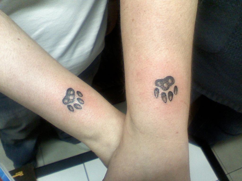 friendship tattoos photo - 5